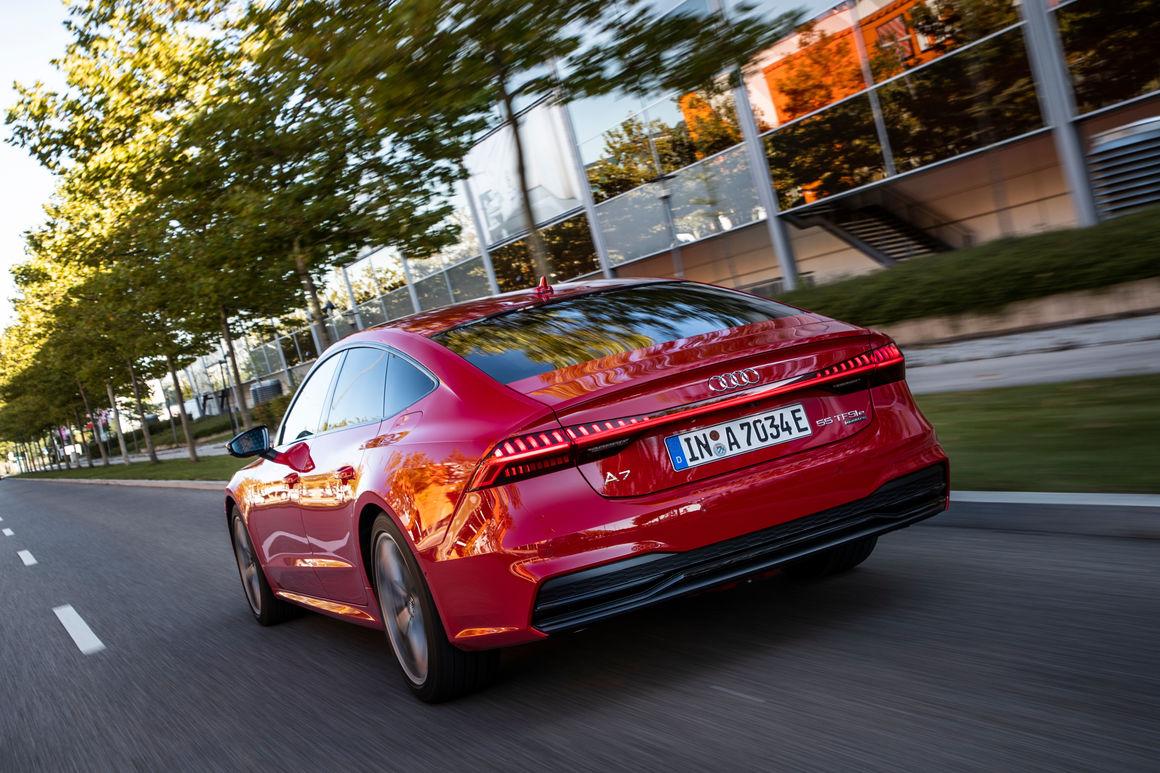Audi A7 Sportback 55 TFSI e quattro