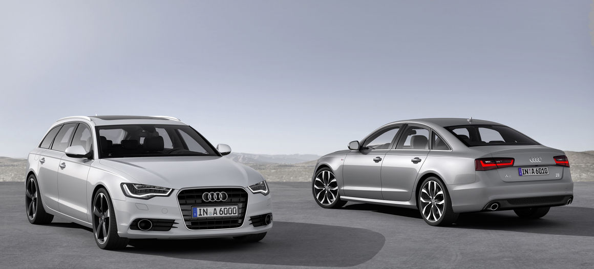 The new ultra models from Audi