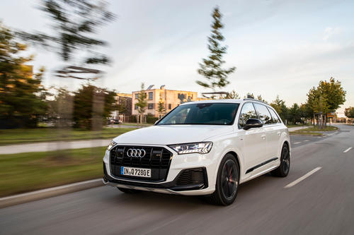 Audi Q7 TFSI e quattro