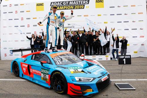 ADAC GT Masters 2019