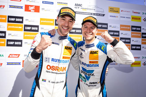 ADAC GT Masters 2019