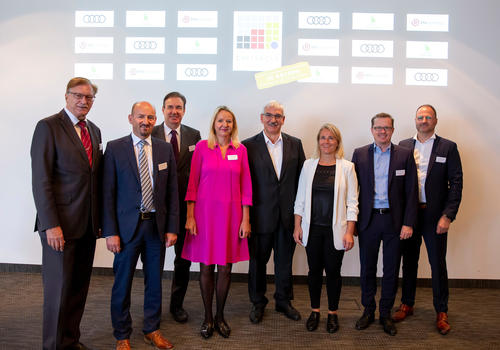 "Inclusion brings people together – at the ""Chefsache Inklusion"" conference, decision-makers from associations and business met at Audi in Ingolstadt"