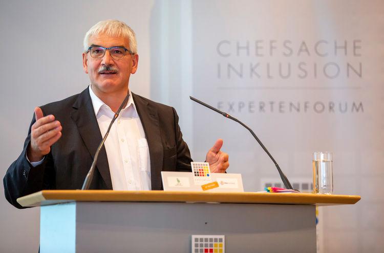 """Netzwerk-Treffen """"Chefsache Inklusion"""" bei Audi"""