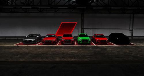 Die Audi Sport GmbH präsentiert bis Ende des Jahres 2019 sechs Produktneuheiten.