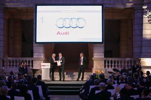 """Audi ist """"Bester Arbeitgeber"""" 2014"""