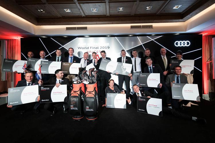 Audi quattro Cup Weltfinale 2019