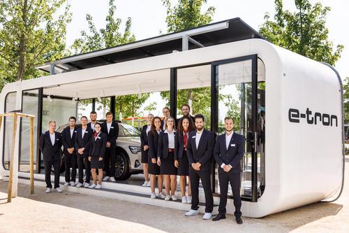 Audi blickt zurück auf 173 Tage BUGA Heilbronn
