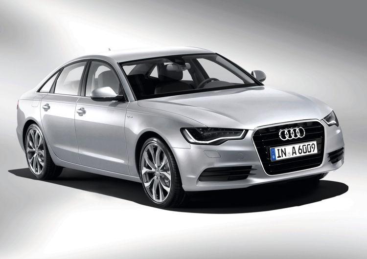 Audi A6 hybrid 01