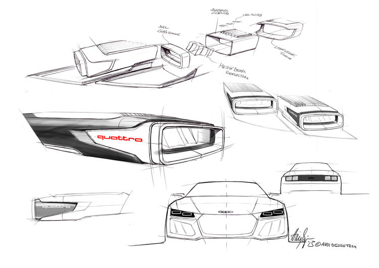 Audi Sport quattro concept