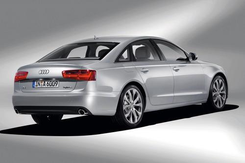 Audi A6 hybrid 02