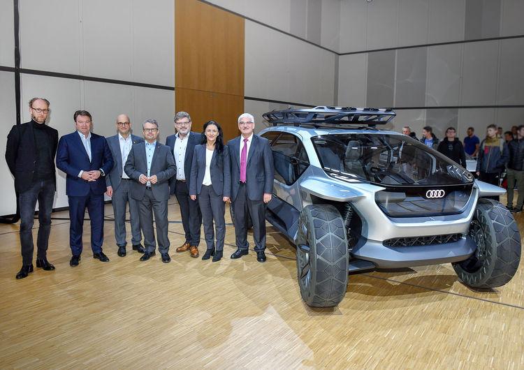 Audi-Betriebsrat fordert Antworten zur Zukunft des Standorts Ingolstadt