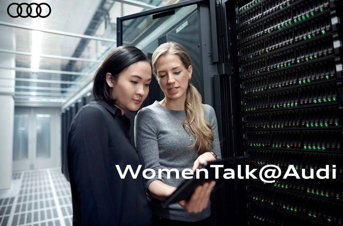 WomenTalk@Audi 2019 für Studentinnen