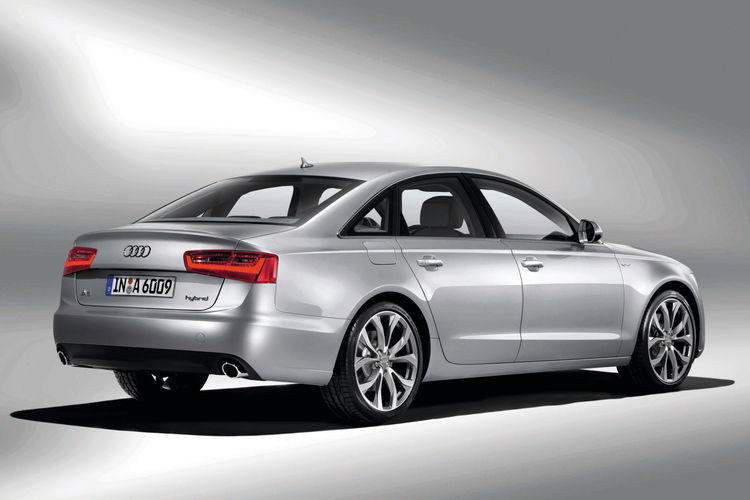 Audi A6 hybrid 03rge