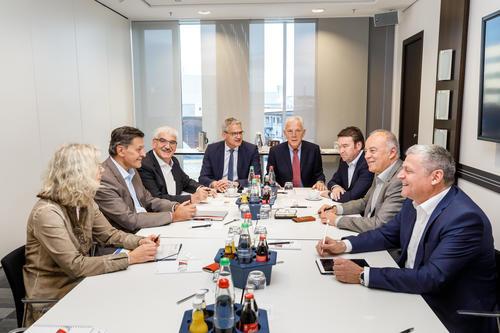 Vorstand bestätigt Zukunftsperspektive für Standort Neckarsulm