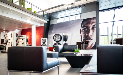 Neue Erlebniswelt von Audi exclusive im Audi Forum Neckarsulm