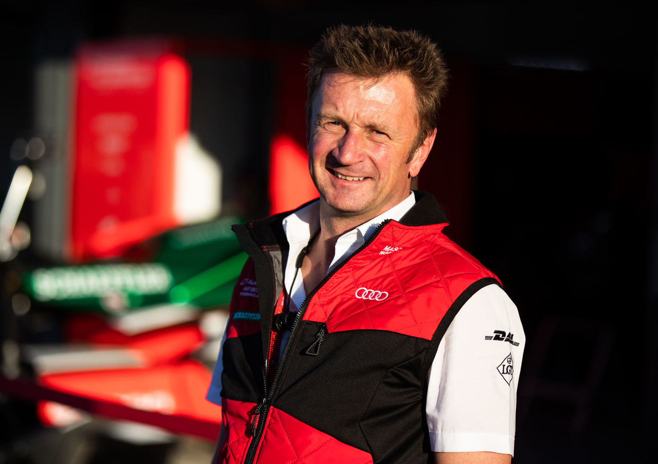 "Allan McNish: ""It is an incredible journey"""