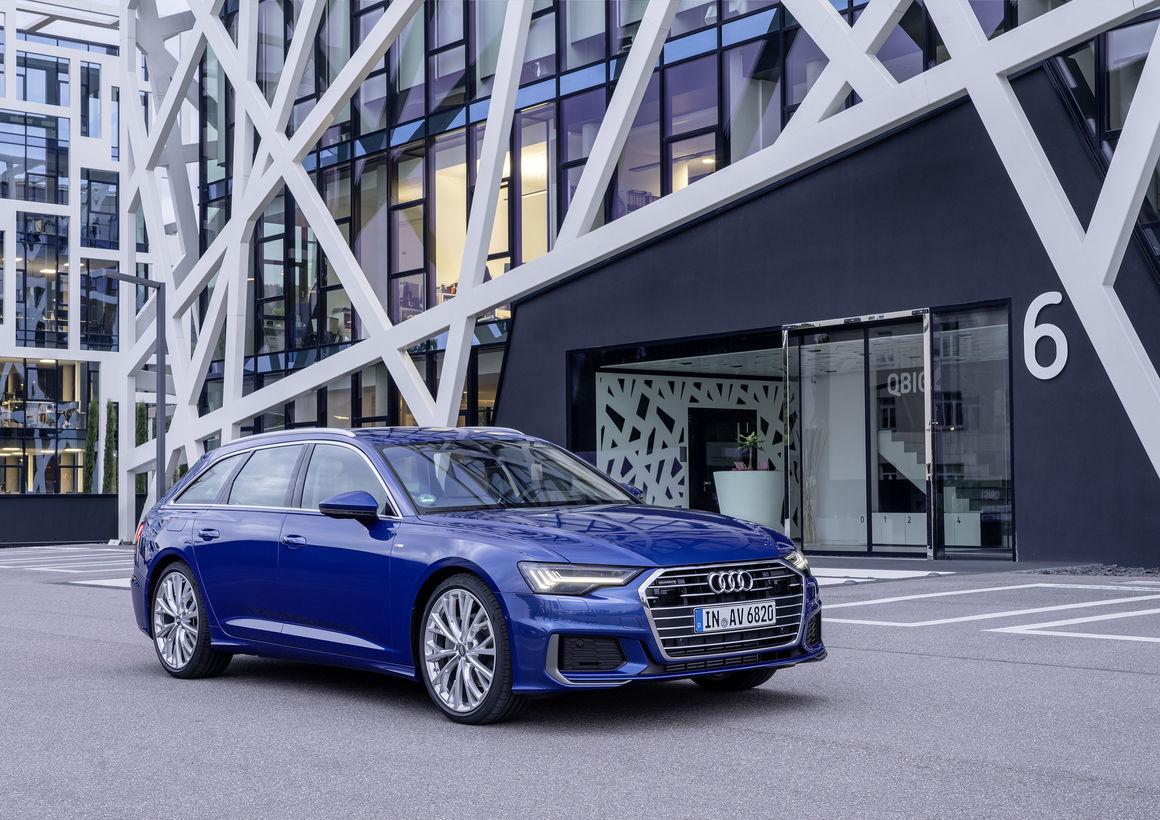 Auszeichnungen für Audi seit August 2019