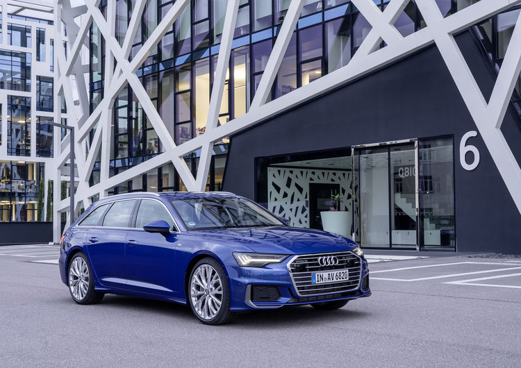 Awards for Audi since August 2019