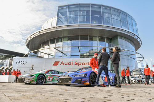 Audi Sport customer racing 2019