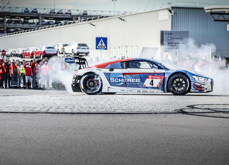 Audi Sport customer racing 2019