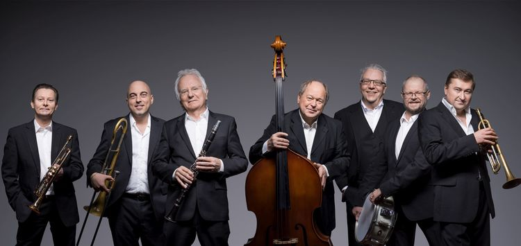 Jazz im Audi Forum Ingolstadt: Allotria Jazz Band