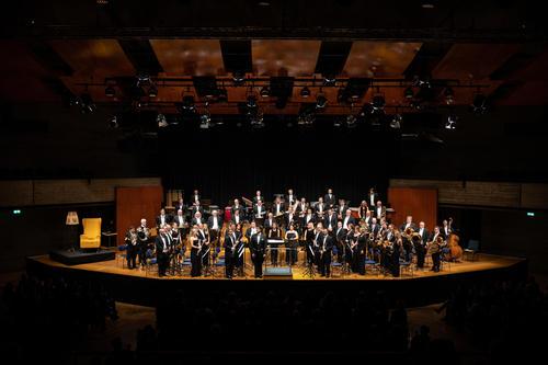 """Audi Bläserphilharmonie unterstützt """"Vorweihnacht der guten Herzen"""""""