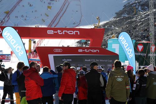 Audi FIS Ski World Cup Opening 2019 in Sölden