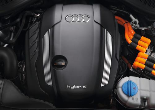 Audi A6 hybrid 08