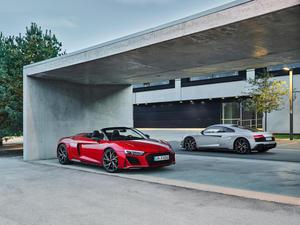 Audi R8 V10 RWD Spyder / Audi R8 V10 RWD Coupé