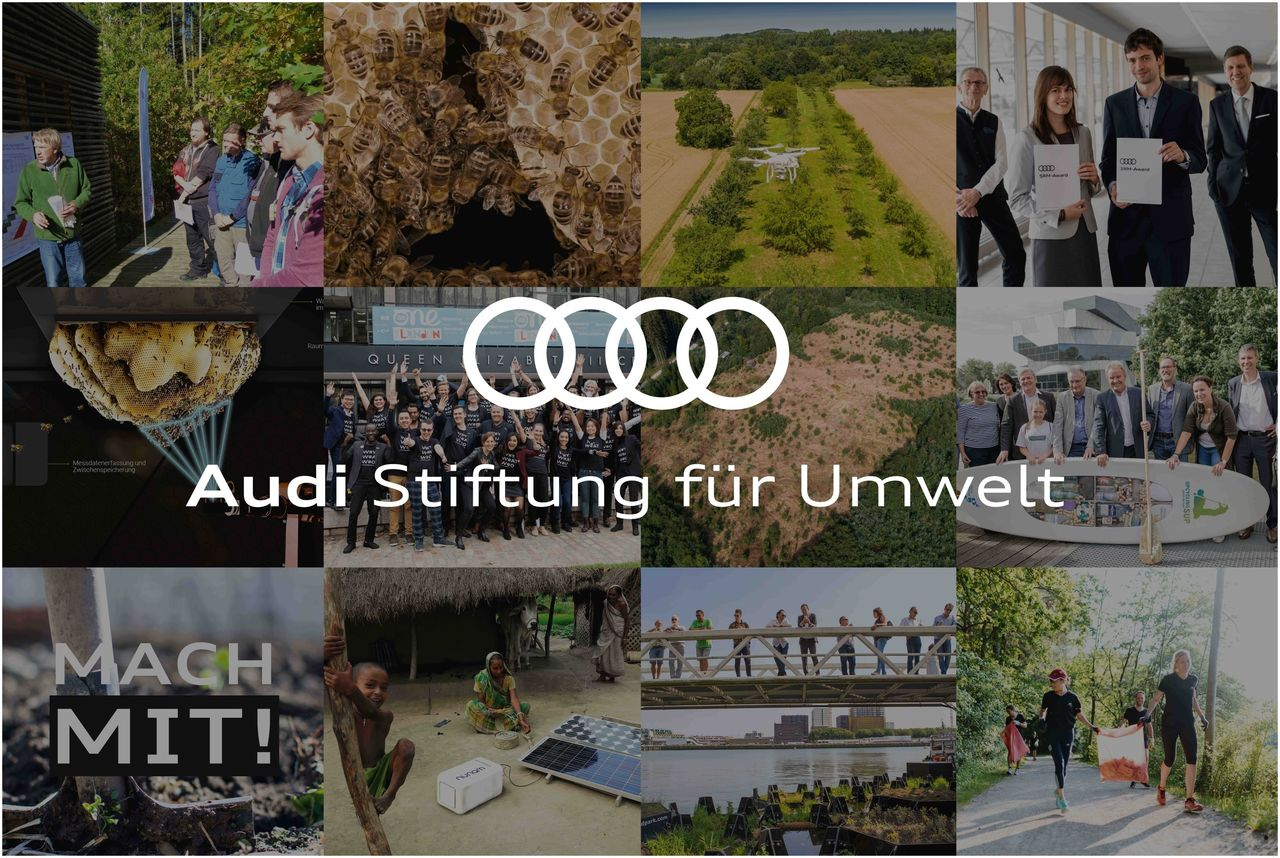 Ten years of the Audi Environmental Foundation: ||How do we shape a future worth living?