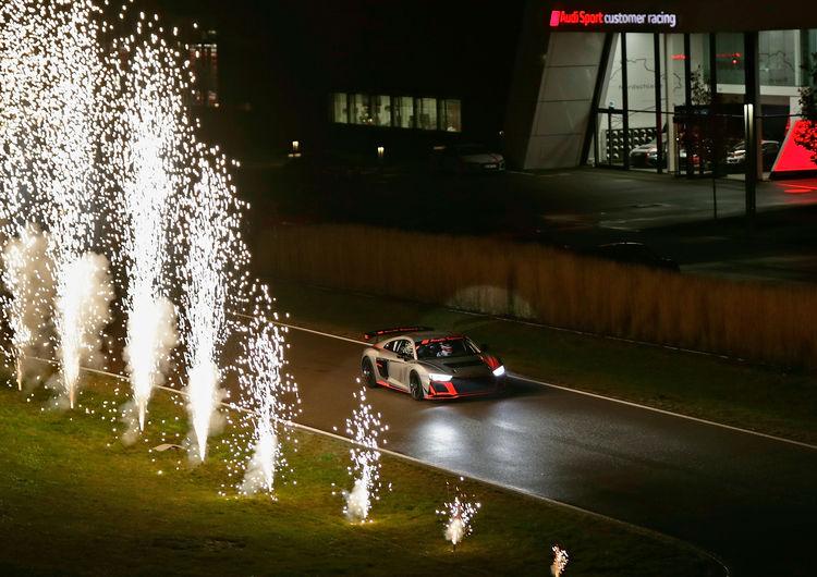 Audi Sport customer racing Race Night 2019
