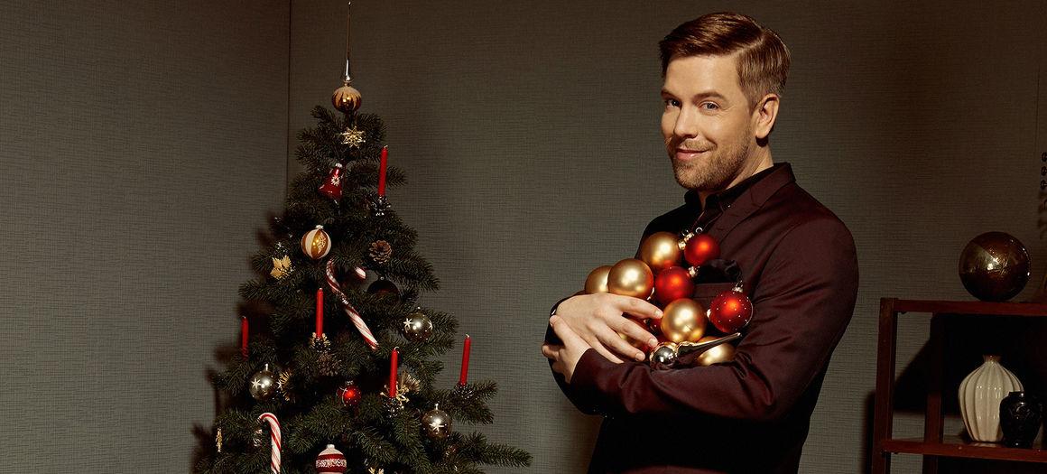 Weihnachtskonzert mit Tom Gaebel