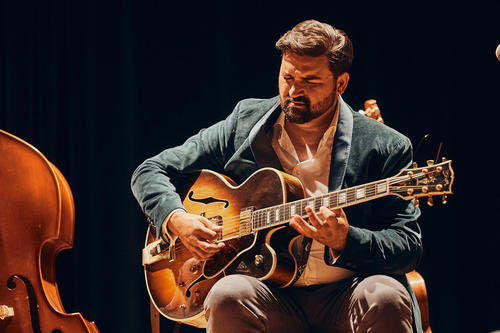 "Jazz im Audi Forum Ingolstadt: ""Django Reinhardt Night"""
