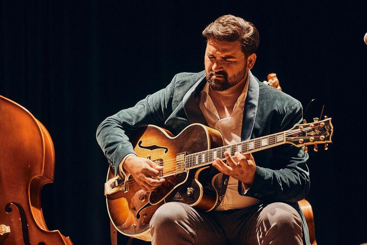 """Jazz im Audi Forum Ingolstadt: """"Django Reinhardt Night"""""""