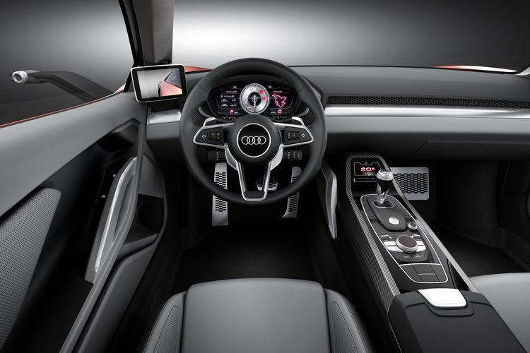 Audi nanuk quattro concept