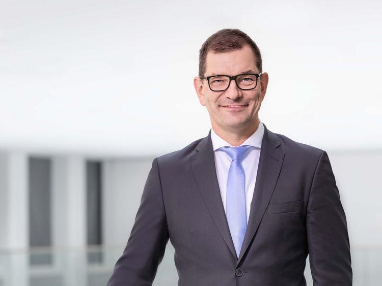 Markus Duesmann, designierter Vorstandsvorsitzender der AUDI AG