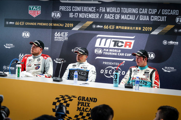 WTCR – FIA World Touring Car Cup 2019