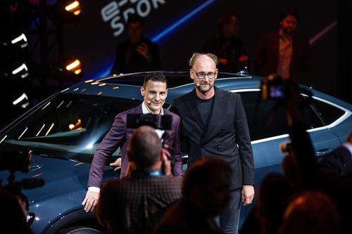 Audi e-tron Sportback World Premiere Los Angeles