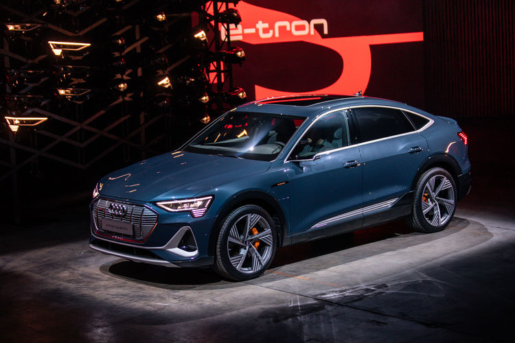 Audi e-tron Sportback World Premiere Los Angeles