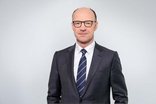 Arno Antlitz, designated Member of the Board of Management Finance, China and Legal Affairs as of March 1, 2020