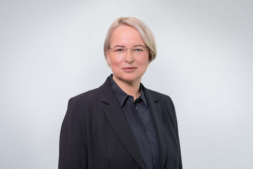 Dr. Sabine Maaßen, designated Member of the Board of Management Human Resources and Organization as of April 1, 2020