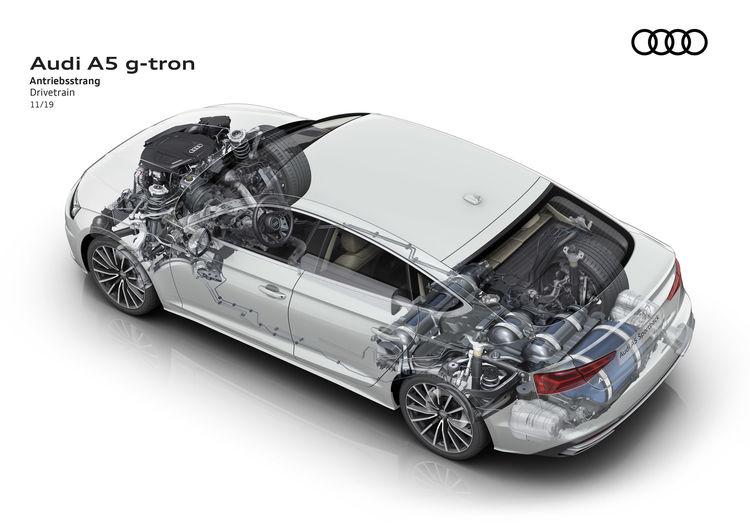 Audi A5 Sportback 40 g-tron