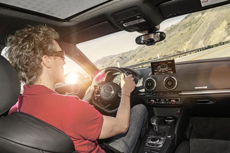 Dialoge - Das Audi-Technologiemagazin 01/2014