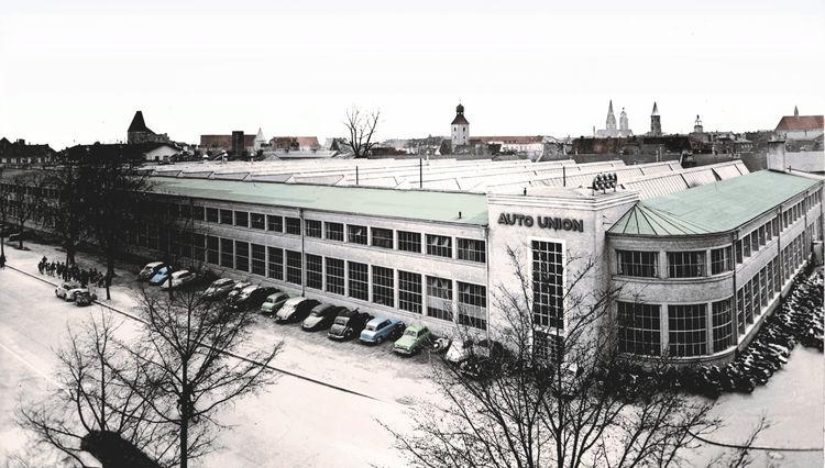 W49 – 70 Jahre Audi in Ingolstadt