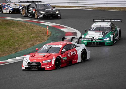 SUPER GT X DTM 2019