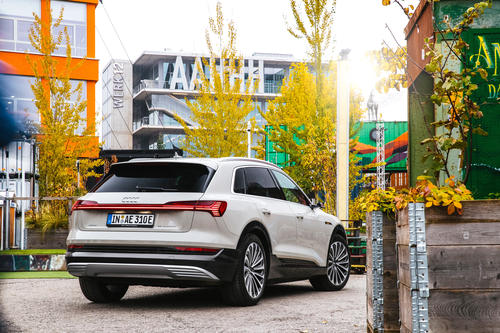 Audi's sustainable commitment to the Werksviertel quarter in Munich