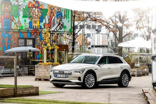 Audi's sustainable commitment to the Werksviertel quarter in Munich