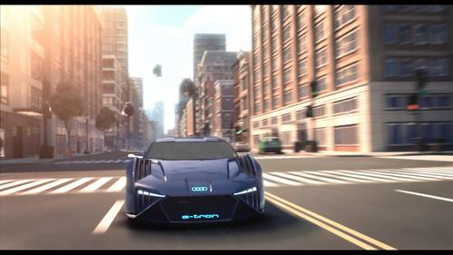"""Audi und 20th Century Fox präsentieren im Vorfeld zu """"Spione Undercover"""" actiongeladenes Kurzvideo"""