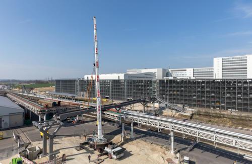 "Train Station ""Ingolstadt Audi"" (Opening December 2nd, 2020)"