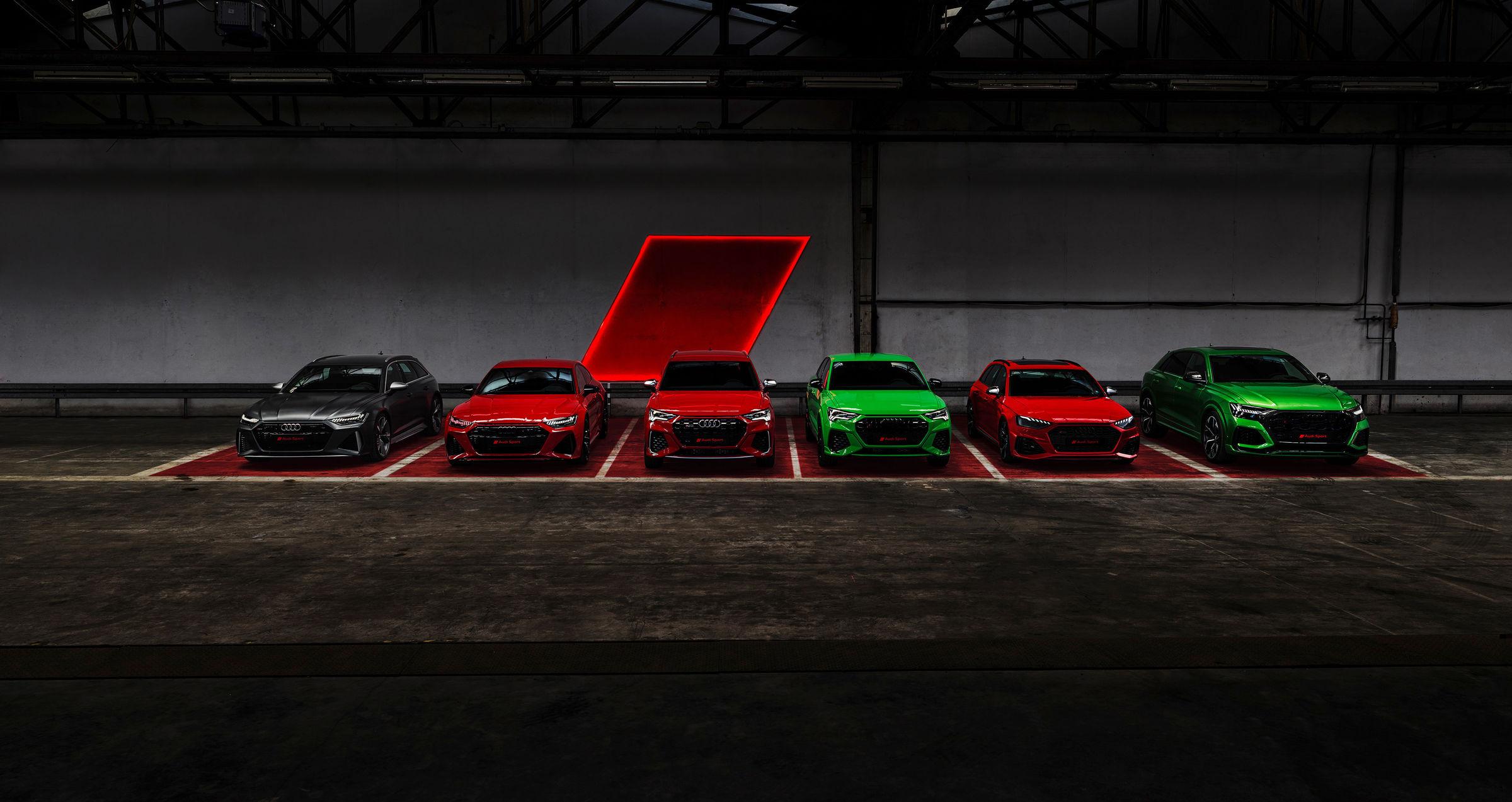 The new RS model portfolio